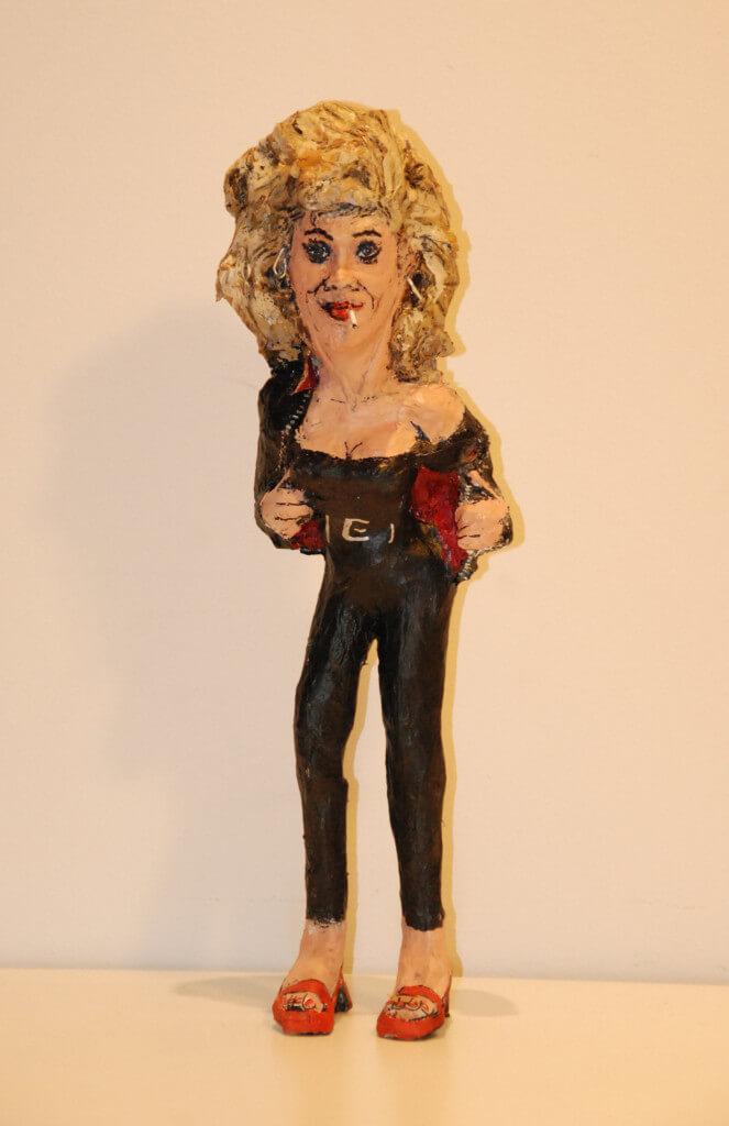 Figura personalizada de Olivia Newton-John
